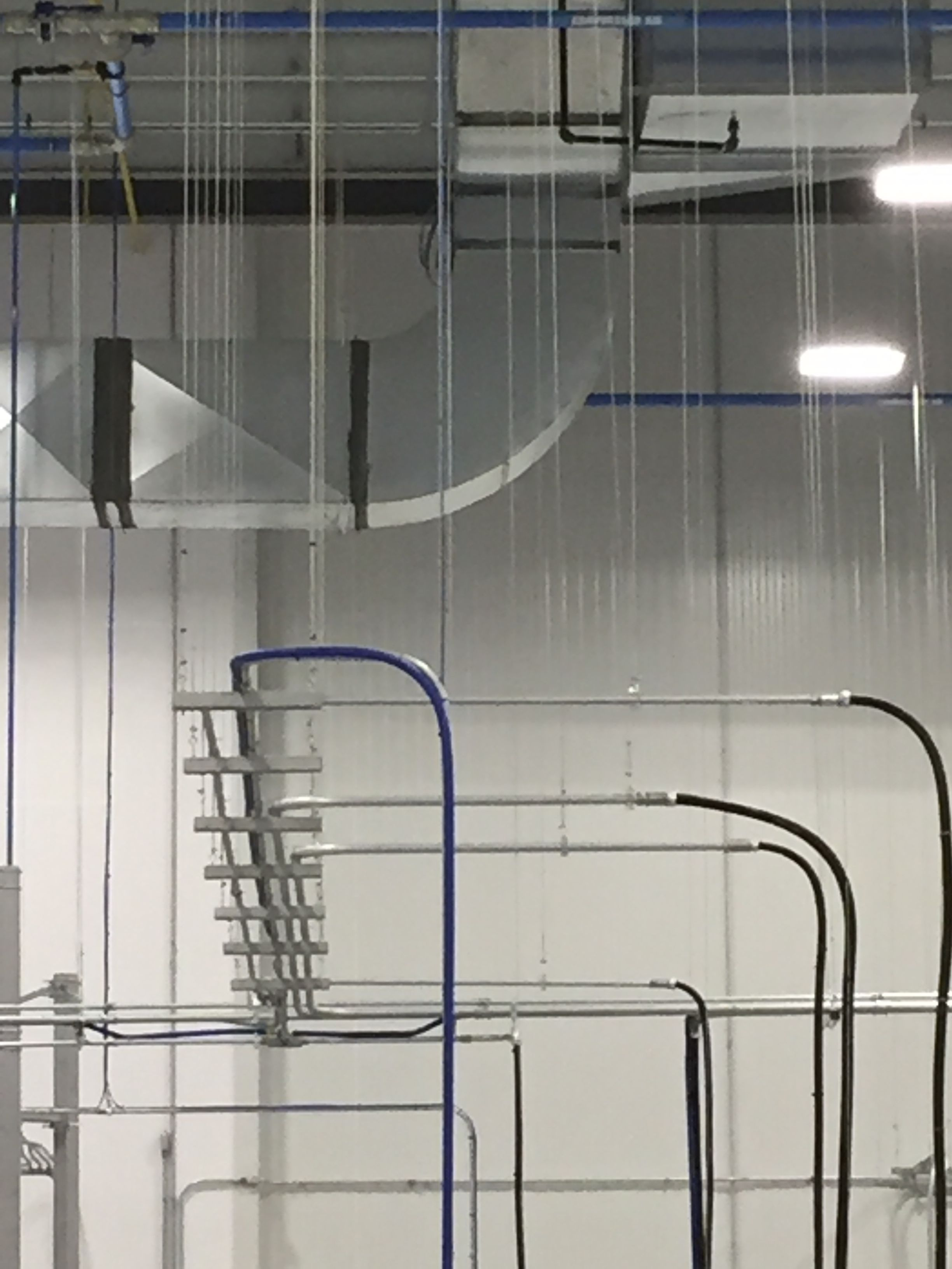 Suspended Conduit Rack
